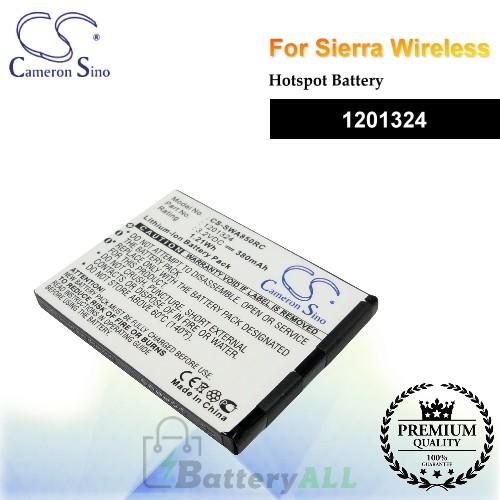 CS-SWA850RC For Sierra Wireless Hotspot Battery Model 1201324