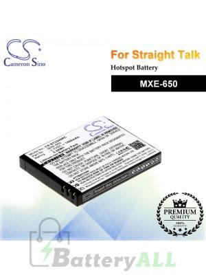 CS-STU240RC For Straight Talk Hotspot Battery Model MXE-650