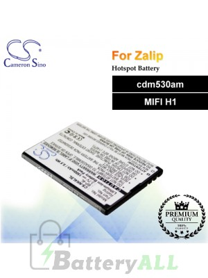 CS-NK4LSL-3 For Zalip Hotspot Battery Fit Model cdm530am / MIFI H1