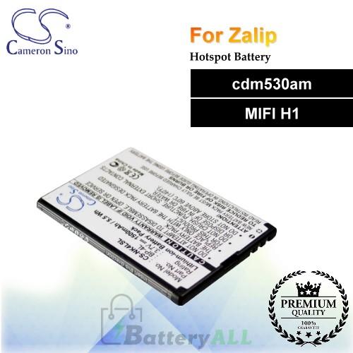 CS-NK4LSL-3 For Zalip Hotspot Battery Fit Model cdm530am / MIFI H1