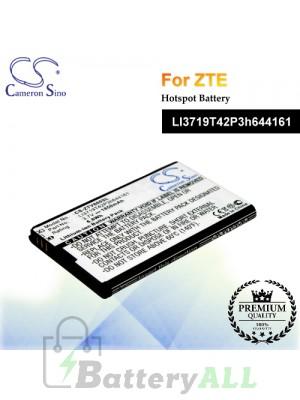 CS-ZTV800SL-2 For ZTE Hotspot Battery Model LI3719T42P3h644161