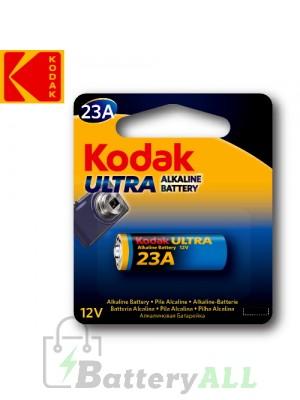 Kodak ULTRA Alkaline 23A / 1811A / K23A / MN21 / A23 12.0V Battery (1 pack)
