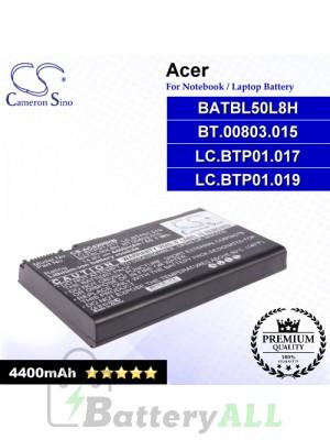 CS-AC4200HB For Acer Laptop Battery Model BATBL50L8H / BT.00803.015 / LC.BTP01.017 / LC.BTP01.019