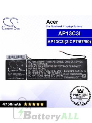 CS-ACP313NB For Acer Laptop Battery Model AP13C3I / AP13C3I(3ICP7/67/90