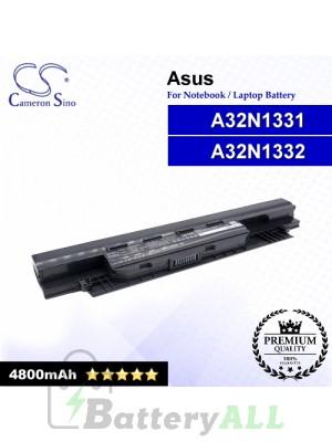 CS-AUN133NB For Asus Laptop Battery Model A32N1331 / A32N1332
