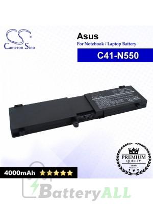 CS-AUN550NB For Asus Laptop Battery Model C41-N550