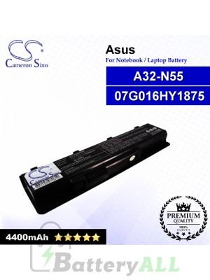 CS-AUN55NB For Asus Laptop Battery Model 07G016HY1875 / A32-N55