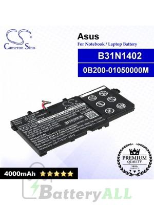 CS-AUN591NB For Asus Laptop Battery Model 0B200-01050000M / B31N1402