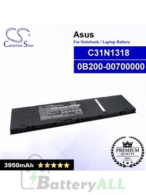 CS-AUP301NB For Asus Laptop Battery Model 0B200-00700000 / C31N1318
