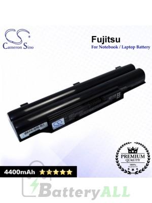 CS-FU8310NB For Fujitsu Laptop Battery Model CP458102-01 / CP516151-01 / FMVNBP146 / FMVNBP186