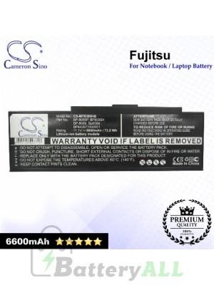 CS-MT8389HB For Fujitsu Laptop Battery Model 3CGR18650A3-MSL / 40006825 / 442677000001 / 442677000003
