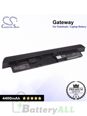 CS-GWM280NB For Gateway Laptop Battery Model 104891 / 106651 / 1066516 / 2TA1BTLI603 / 2TA1BTLI808