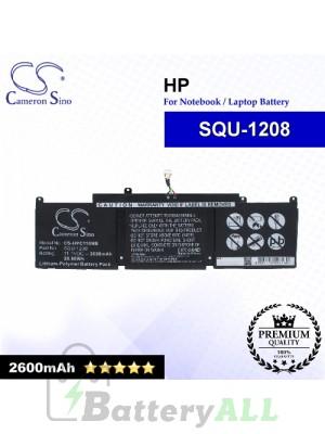 CS-HPC110NB For HP Laptop Battery Model SQU-1208
