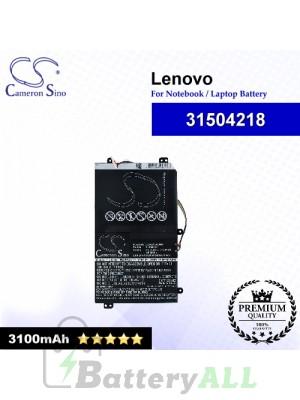 CS-LVF200NB For Lenovo Laptop Battery Model 31504218