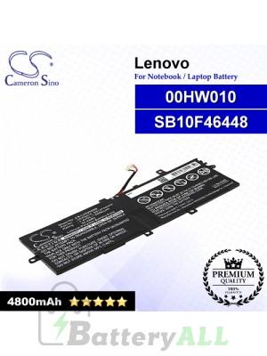 CS-LVH200NB For Lenovo Laptop Battery Model 00HW010 / SB10F46448