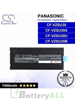 CS-CRU30NB For Panasonic Laptop Battery Model CF-VZSU30 / CF-VZSU30A / CF-VZSU30B / CF-VZSU30U