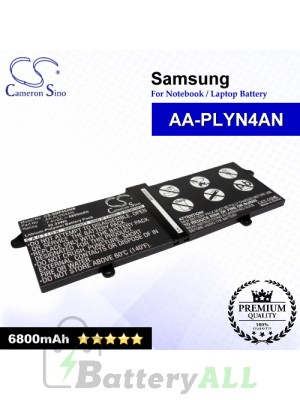 CS-SNP550NB For Samsung Laptop Battery Model AA-PLYN4AN