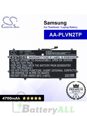 CS-SXE503NB For Samsung Laptop Battery Model 1588-3366 / AA-PLVN2TP