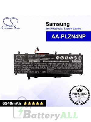 CS-SXE700NB For Samsung Laptop Battery Model AA-PLZN4NP