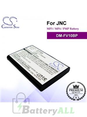 CS-SFM2SL For JNC Mp3 Mp4 PMP Battery Model DM-FV10BP