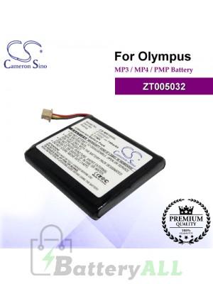 CS-MR100SL For Olympus Mp3 Mp4 PMP Battery Model ZT005032