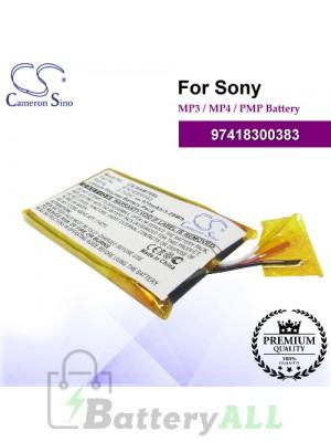 CS-SAM70SL For Sony Mp3 Mp4 PMP Battery Model 97418300383
