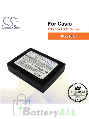 CS-E115SL For Casio PDA / Pocket PC Battery Model JK-210LT