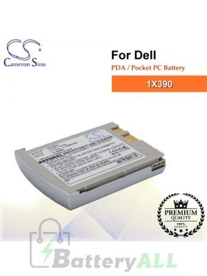 CS-X5XL For Dell PDA / Pocket PC Battery Model 1X390