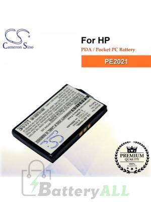 CS-AR1500SL For HP PDA / Pocket PC Battery Model PE2021