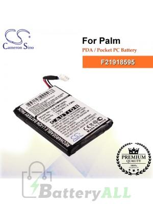CS-PM130SL For Palm PDA / Pocket PC Battery Model F21918595
