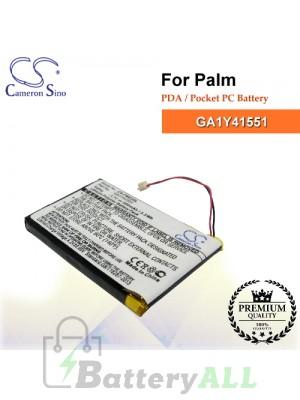 CS-PME2SL For Palm PDA / Pocket PC Battery Model GA1Y41551