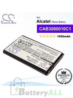 CS-OTI650SL For Alcatel Phone Battery Model CAB3080010C1