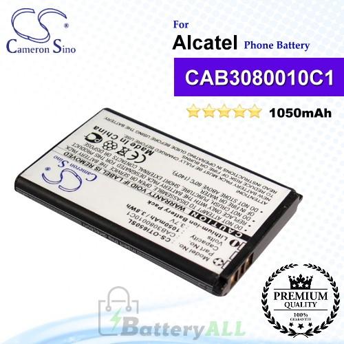 CS-OTI650SL For Alcatel Phone Battery Model CAB3080010C1