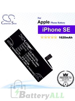 CS-IPH172SL For Apple Phone Battery Model 616-00106 / 616-00107 For iPhone SE