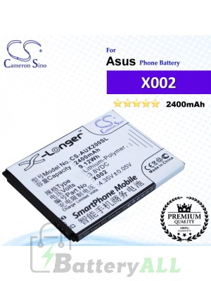 CS-AUX200SL For Asus Phone Battery Model X002