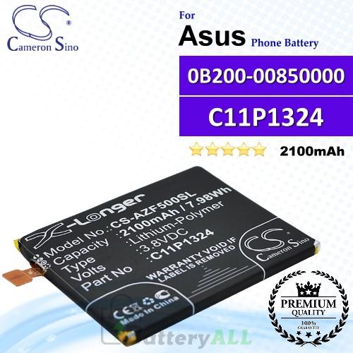 CS-AZF500SL For Asus Phone Battery Model 0B200-00850000 / C11P1324