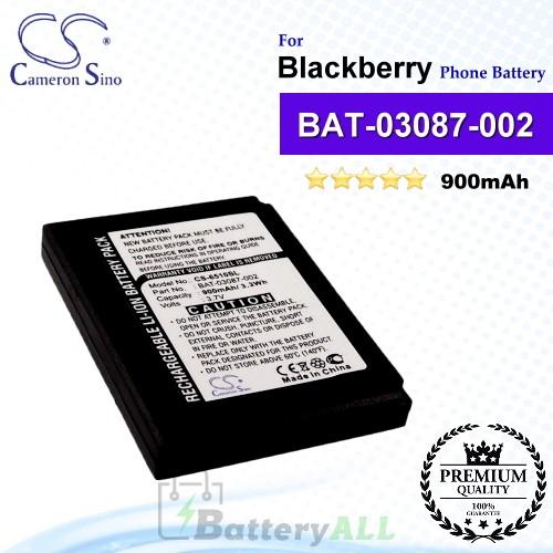 CS-6510SL For Blackberry Phone Battery Model BAT-03087-002