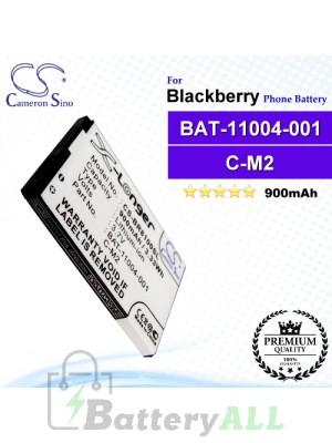 CS-BR8100SL For Blackberry Phone Battery Model BAT-11004-001 / C-M2
