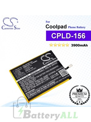 CS-CPD572SL For Coolpad Phone Battery Model CPLD-156