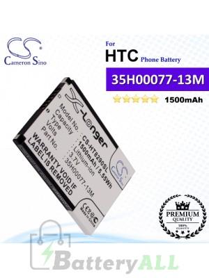CS-HT8290SL For HTC Phone Battery Model 35H00077-13M