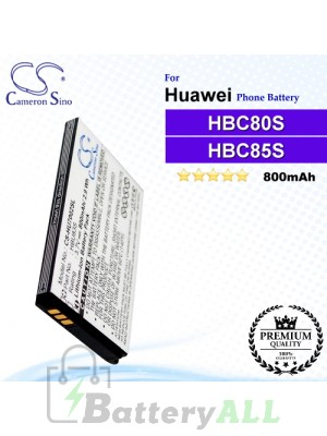 CS-HU7002SL For Huawei Phone Battery Model HBC80S / HBC85S