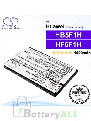 CS-HU8860SL For Huawei Phone Battery Model HB5F1H / HF5F1H
