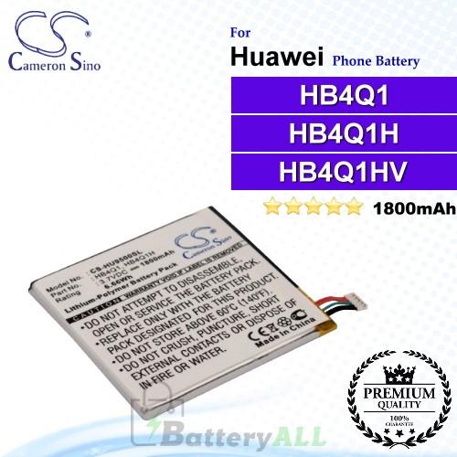 CS-HU9500SL For Huawei Phone Battery Model HB4Q1 / HB4Q1H / HB4Q1HV