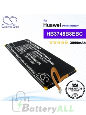 CS-HUC199XL For Huawei Phone Battery Model HB3748B8EBC