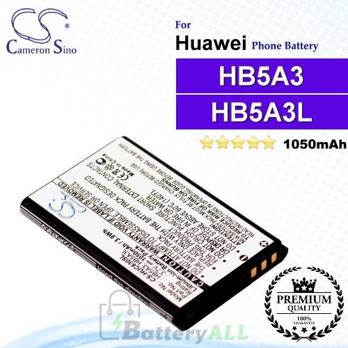 CS-HUC630SL For Huawei Phone Battery Model HB5A3 / HB5A3L