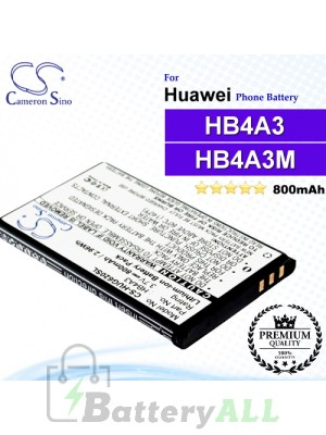 CS-HUG620SL For Huawei Phone Battery Model HB4A3 / HB4A3M