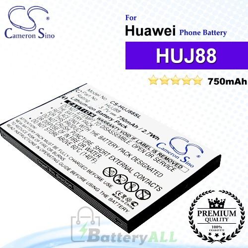 CS-HUJ88SL For Huawei Phone Battery Model HUJ88