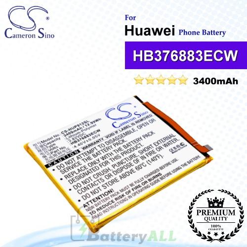 CS-HUP912SL For Huawei Phone Battery Model HB376883ECW