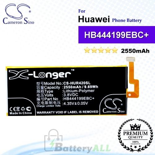 CS-HUR420SL For Huawei Phone Battery Model HB444199EBC+