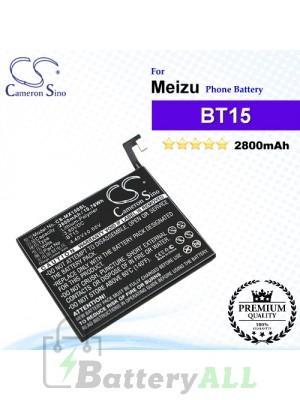 CS-MX150SL - Meizu Phone Battery Model BT15